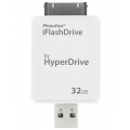 Sanho HyperDrive iFlashDrive 32GB for iPad, iPhone, iPod Touch 4G (HDIFD-32)